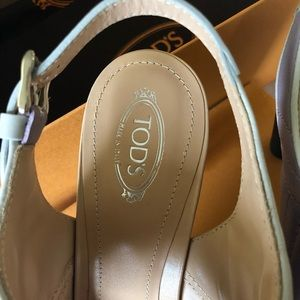 Tod's Shoes - Tod's sandal